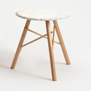 Sticks and Stones Stool