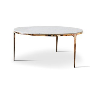 Bronze Round Table