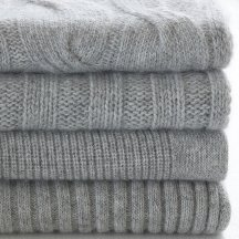 Angora & Superfine Merino Wool Throws