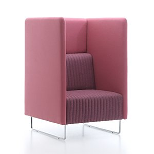 Mona High Armchair
