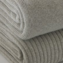Angora & Superfine Merino Wool Blanket