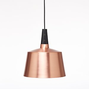 Morse Copper Pendant